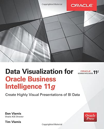 9780071837262: Data Visualization for Oracle Business Intelligence 11g
