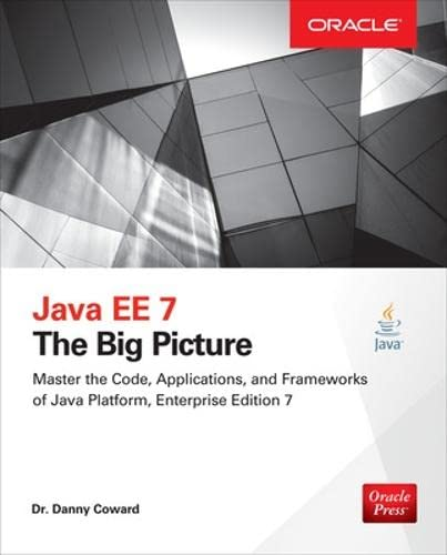 9780071837347: Java EE 7: The Big Picture (Programming & Web Dev - OMG)