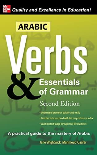9780071837408: Arabic Verbs & Essentials O-2e