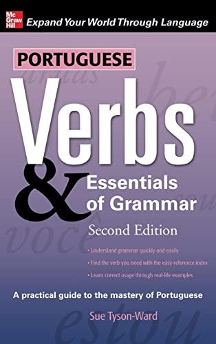 9780071837422: Portuguese Verbs & Essentials of Grammar (Verbs and Essentials of Grammar)