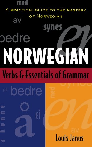 9780071837453: Norwegian Verbs and Essentials of Grammar