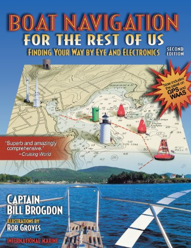 9780071837958: Boat Navigation for the Rest of Us: Finding Your Way by Eye and Electronics