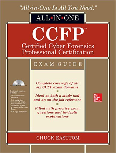 9780071839761: CCFP Certified Cyber Forensics Professional All-in-One Exam Guide