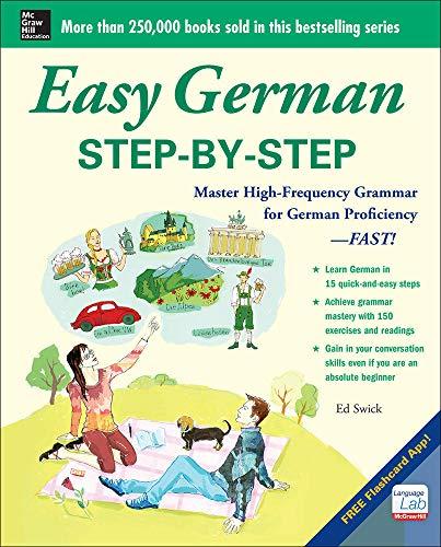 9780071840477: Easy German Step-by-Step (Easy Step-by-Step Series)