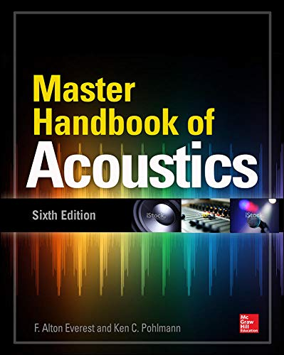 9780071841047: Master Handbook of Acoustics, Sixth Edition (Electronics)