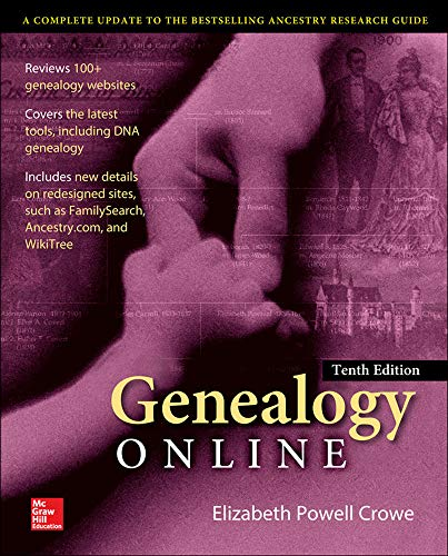 9780071841108: Genealogy Online, Tenth Edition