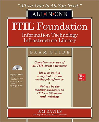 9780071841603: ITIL Foundation All-in-One Exam Guide