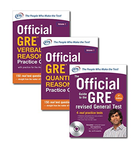 9780071841818: Official GRE Super Power Pack