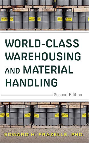 9780071842822: World-Class Warehousing and Material Handling, Second Edition