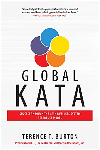 9780071843157: Global Kata: Success Through the Lean Business System Reference Model (Business Books)