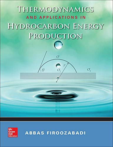 9780071843256: Thermodynamics and Applications of Hydrocarbons Energy Production