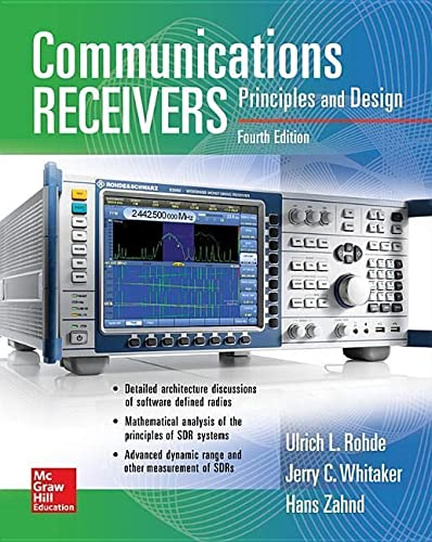 9780071843331: Communications Receivers: Principles and Design, Fourth Edition
