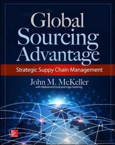 9780071843904: The Global Sourcing Advantage