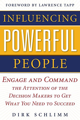 9780071844406: Influencing Powerful People