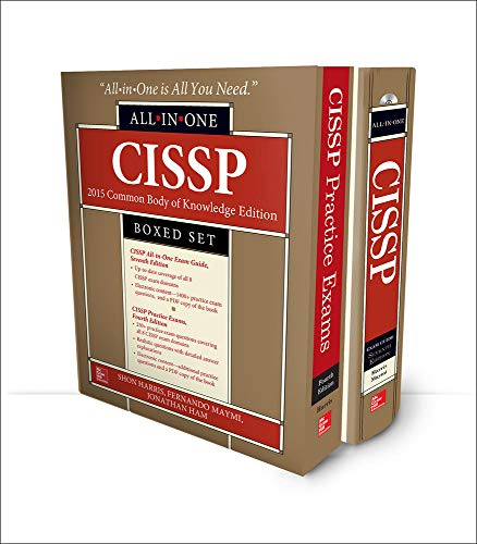 9780071845649: CISSP Boxed Set 2015 Common Body of Knowledge Edition (All-in-One)
