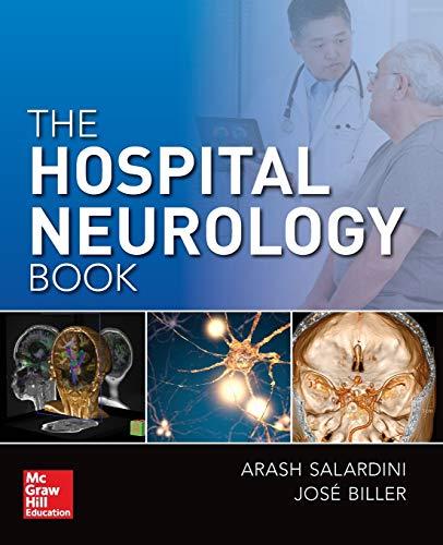 9780071845830: The Hospital Neurology Book