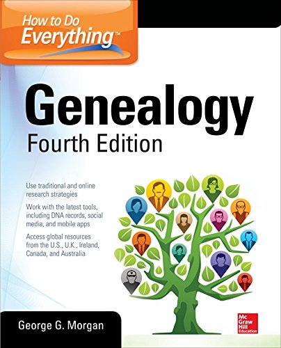 9780071845922: How to Do Everything: Genealogy, Fourth Edition