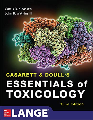 Casarett & Doull's Essentials of Toxicology, Third: Klaassen, Curtis D.,