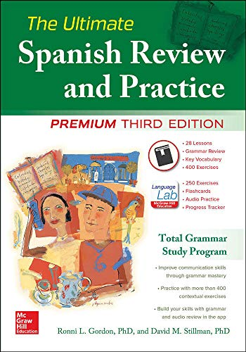 9780071847582: The Ultimate Spanish Review and Practice, 3rd Ed.