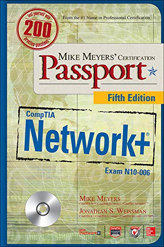 9780071847964: Mike Meyers' CompTIA Network+ Certification Passport, Fifth Edition (Exam N10-006) (Mike Meyers' Certification Passport)