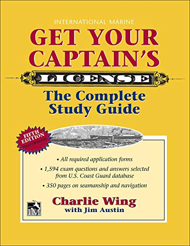 9780071848374: Get Your Captain's License, 5th