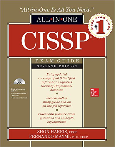 9780071849272: CISSP All-in-One Exam Guide, Seventh Edition (All-in-One Series)