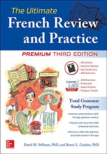 9780071849296: The Ultimate French Review and Practice, 3E