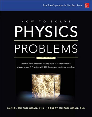 9780071849319: How to Solve Physics Problems (Test Prep)