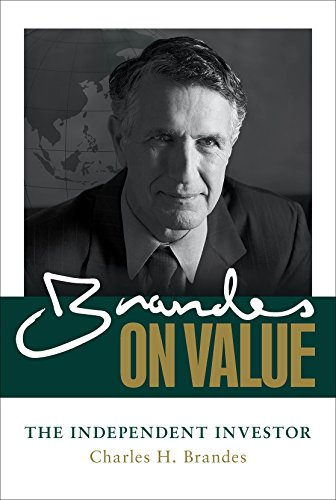 9780071849357: Brandes on Value: The Independent Investor (Business Books)