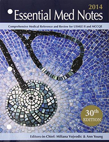 9780071849654: Essential Med Notes 2014: Vojvodic