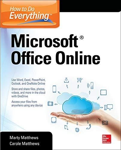 9780071850070: How to Do Everything: Microsoft Office Online