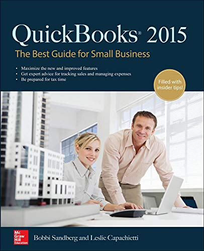 9780071850230: QuickBooks 2015: The Best Guide for Small Business