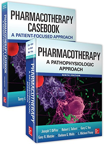 9780071850520: Pharmacotherapy 9E Bundle: Pharmacotherapy Casebook and Textbook