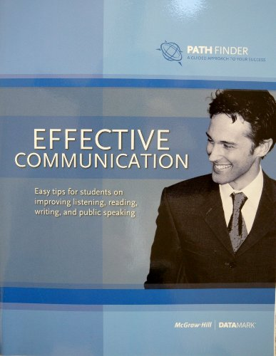 9780072114720: Effective Communication