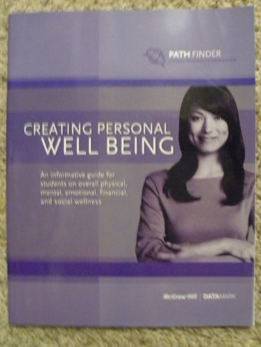 9780072114737: Creating Personal Well Being