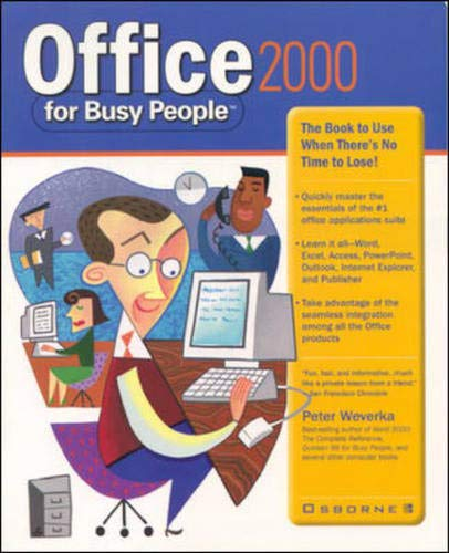 9780072118575: Office 2000 for Busy People