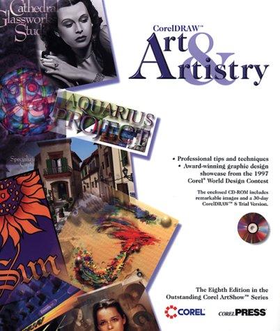 9780072118797: CorelDRAW Art and Artistry (Corel ArtShow Series)