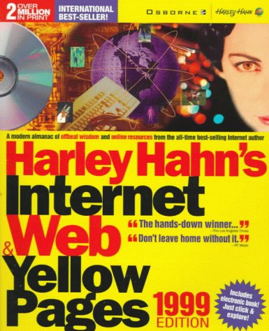 9780072118872: Harley Hahn's Internet & Web Yellow Pages, 1999 Edition