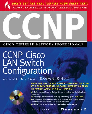 9780072119060: CCNP Cisco Certified Network Professional