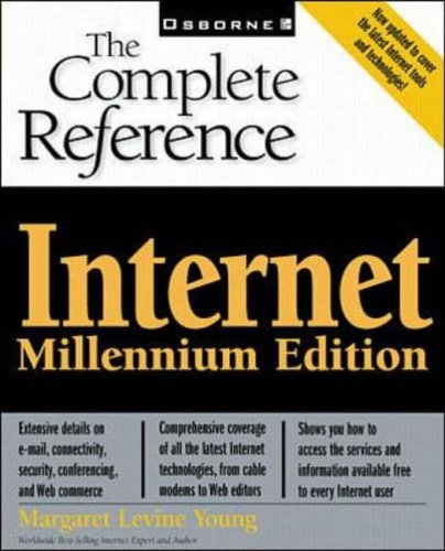 9780072119428: Internet: Millennium Edition: The Complete Reference
