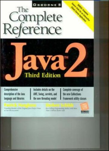 9780072119763: The Complete Reference, Java 2 ( Third Edition )