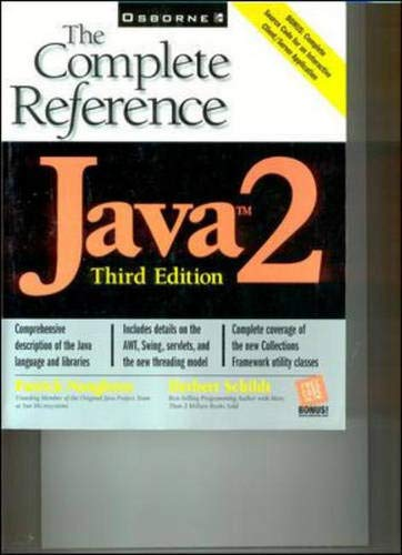 9780072119763: Java 2: The Complete Reference, Third Edition