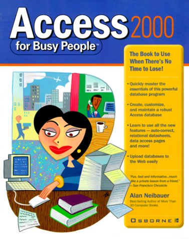 9780072119831: Access 2000 for Busy People
