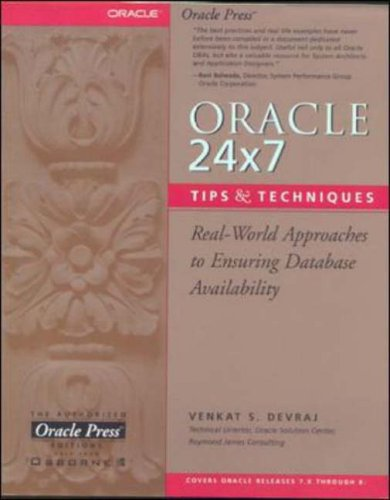 9780072119992: Oracle 24x7 Tips and Techniques (Oracle Press Series)