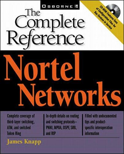 9780072120271: Nortel Networks: The Complete Reference