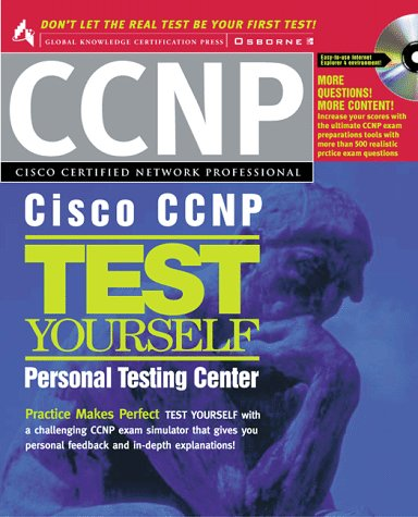 9780072120363: Cisco CCNP Test Yourself Personal Testing Center