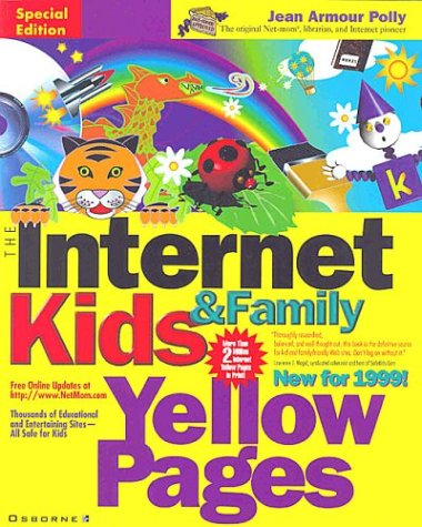 9780072120585: Internet Kids & Family Yellow Pages