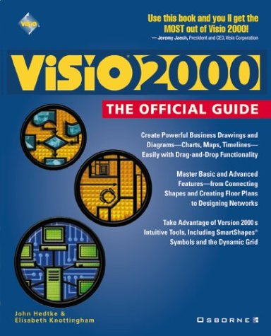 9780072120752: Visio 2000: The Official Guide
