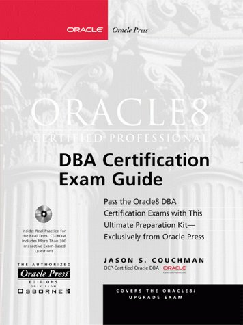9780072120875: Oracle8 Certified Professional DBA Certification Exam Guide
