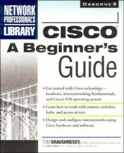 9780072121155: Cisco: A Beginner's Guide (Network Professional's Library)